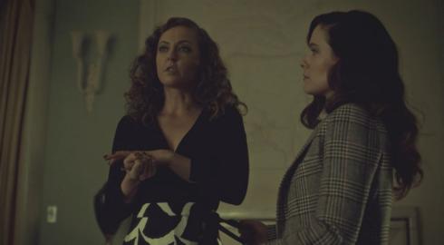 Hannibal 3.06 Alana And Margot
