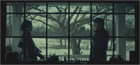 Hannibal 3.07 Chiyo and Hannibal