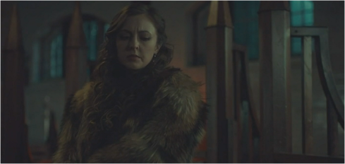 Hannibal 3.07 Margot fur