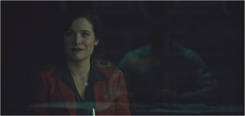 Hannibal 3.08 Alana and Hannibal