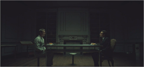Hannibal 3.08 dinner with Chilton
