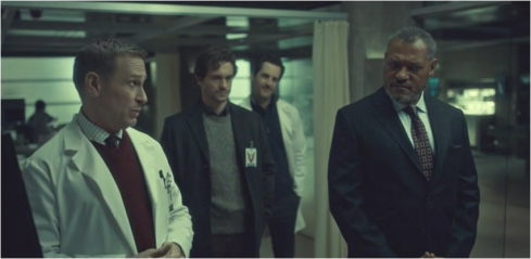 Hannibal 3.08 the team