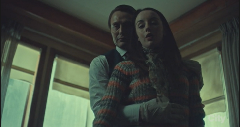 Hannibal 3.09 abigail and hannibal