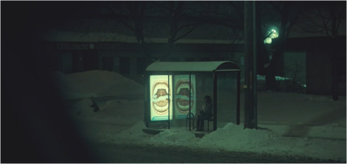 Hannibal 3.09 bus stop