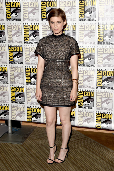 Kate Mara comic con