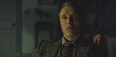 Hannibal 3.10 Hannibal on fire
