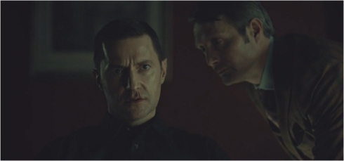 Hannibal 3.11 Hannibal and Dolarhyde