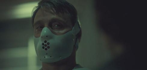 Hannibal 3.11 mask