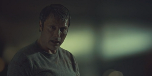 Hannibal 3.13 Hannibal sweater