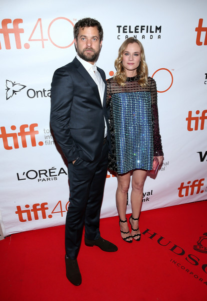 Diane and Pacey TIFF