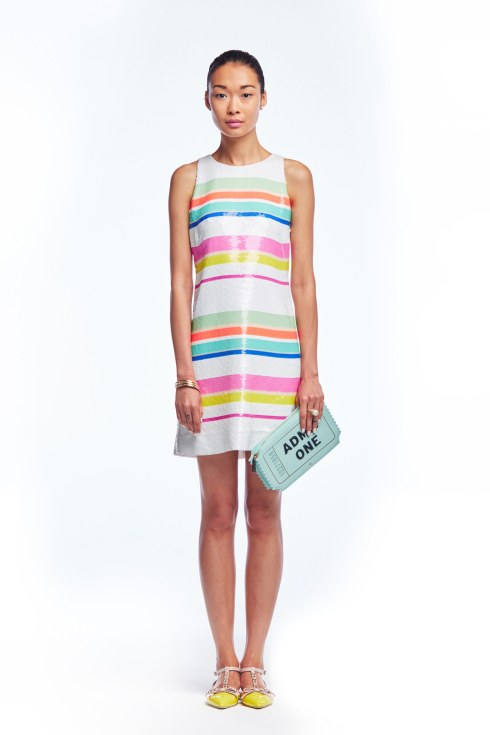 Kate Spade admit one