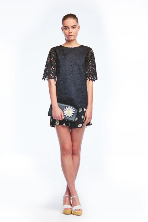 Kate Spade daisy shorts