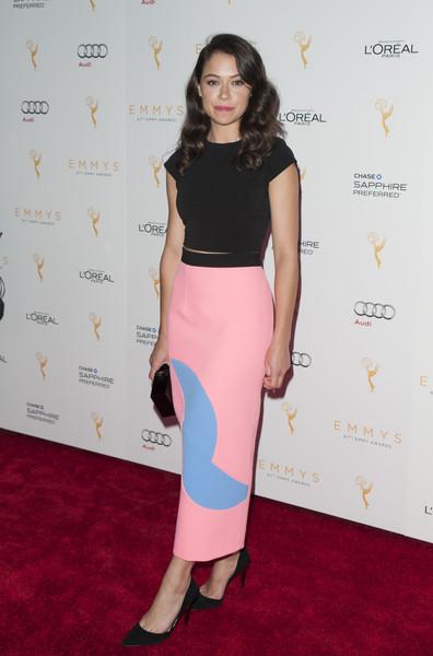 Tatiana Maslany Emmy pre party