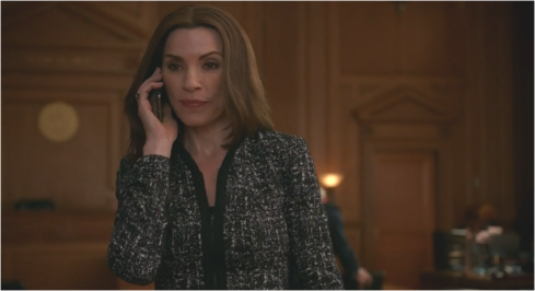 The Good Wife 7.01 Alicia Florrick
