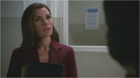 The Good Wife 7.03 Alicia Florrick
