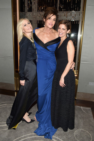 Judith Light, Caitlyn Jenner and Cindi Leive