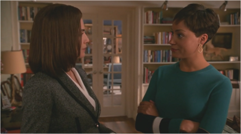 The Good Wife 7.05 Lucca and Alicia