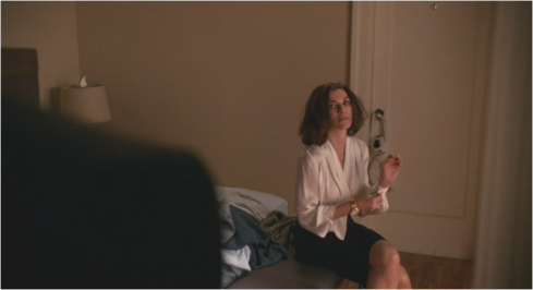 The Good Wife 7.07 Alicia bed head
