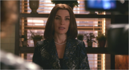 The Good Wife 7.09 Alicia Florrick
