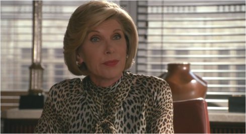The Good Wife 7.09 Diane Lockhart - Copy