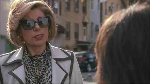 The Good Wife 7.09 Diane