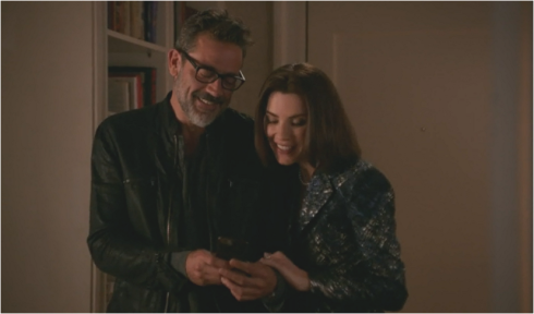 The Good Wife 7.09 Jason and Alicia