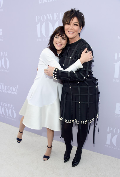 Kris and Selma Blair