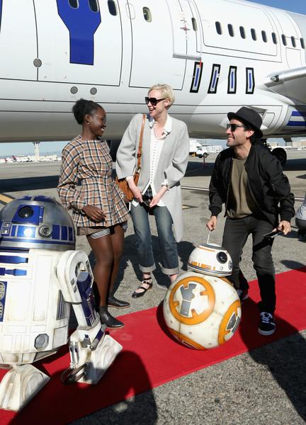 Lupita, Gwendoline and Oscar
