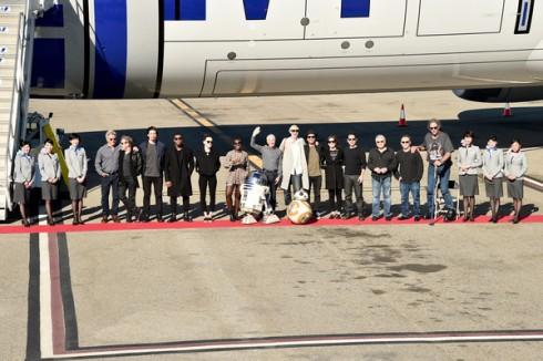 Star Wars plane
