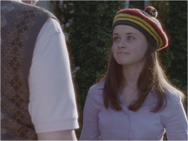 "Rory Gilmore s Very ""Carol"" Knitted Hat  47881eb1a6f"