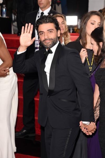 Oscar Isaac GG