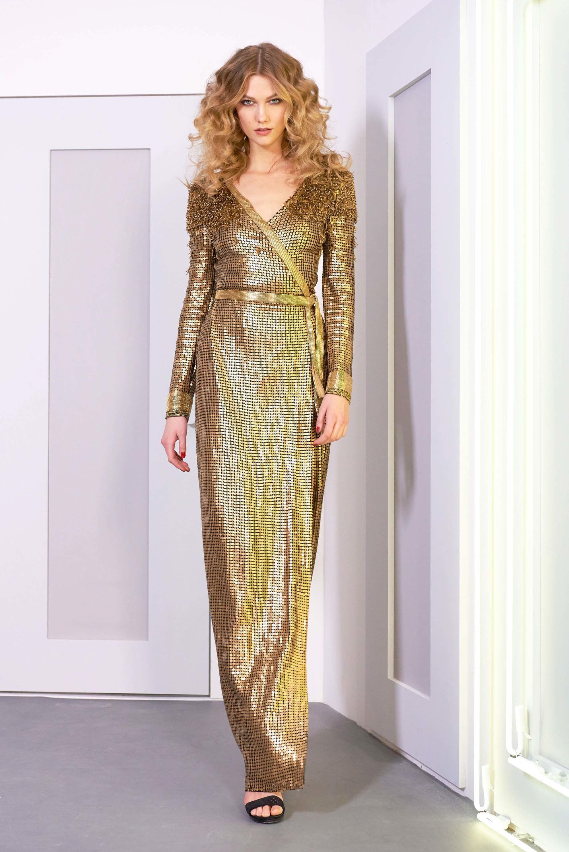 Nyfw Fantasy Costuming Diane Von Furstenberg S Strong 70s
