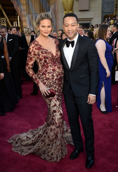 John Legend and Chrissy Teigan