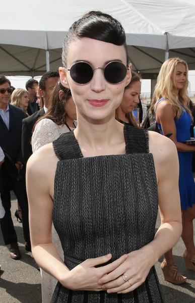 Rooney Mara sunglasses