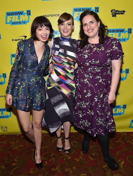 Gillian Jacobs, Katie Micucci, Tami Sagher