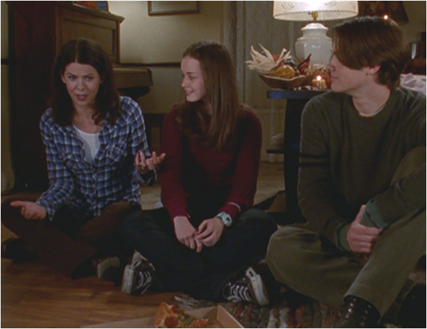 lorelai and luke dating Gilmore girls season 5 episode guide on tvcom watch all 22 gilmore girls episodes from season 5,view pictures, get episode information and more.