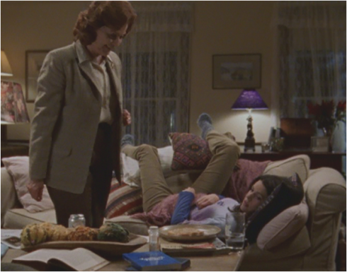 Gilmore Girls 1.09 Emily and Lorelai