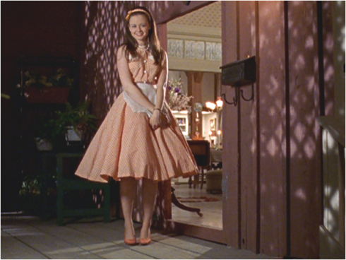 Gilmore Girls 1.14 Rory