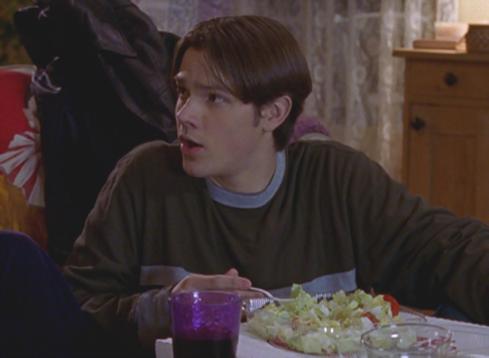 Gilmore Girls 1.14 shit salad
