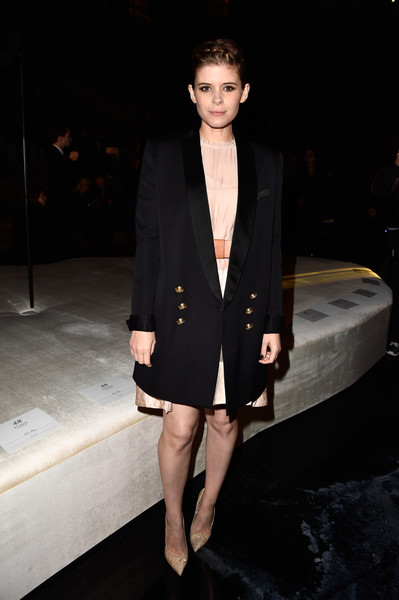 Kate Mara H&M PFW