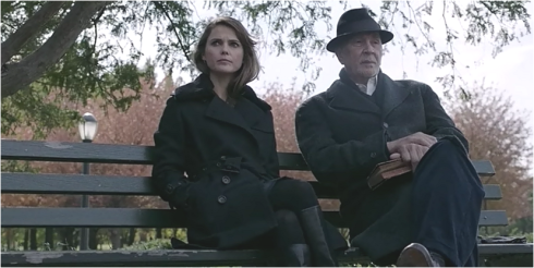 The Americans 4.02 Elizabeth and Gabriel