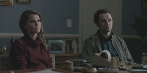 The Americans 4.03 Philip and Elizabeth