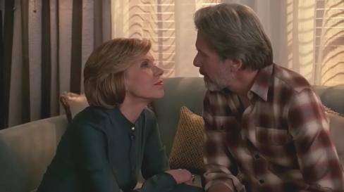 The Good Wife 7.19 Diane and Kurt