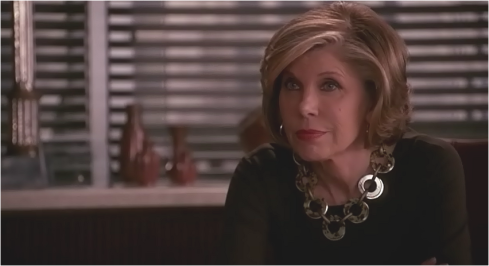 The Good Wife 7.19 Diane
