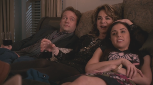 The Good Wife 7.20 Grace, Owen and Veronica