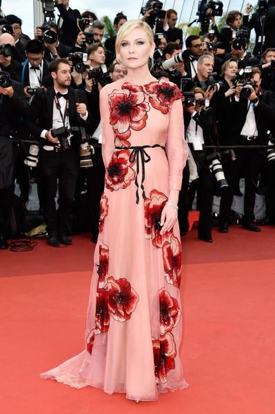 Kirsten Dunst Cannes
