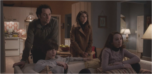 The Americans 4.08 Jennings family
