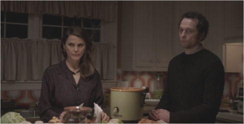 The Americans 4.10 Elizabeth and Philip