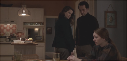 The Americans 4.10 kitchen