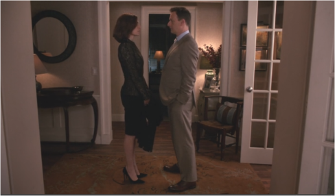 The Good Wife 7.22 Alicia and Will